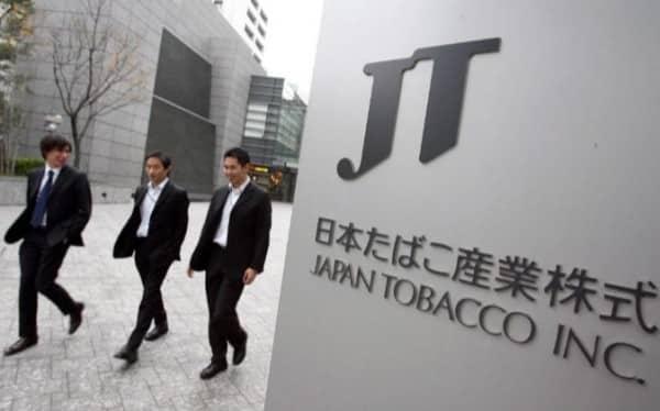 日本傑太 JT 加熱菸