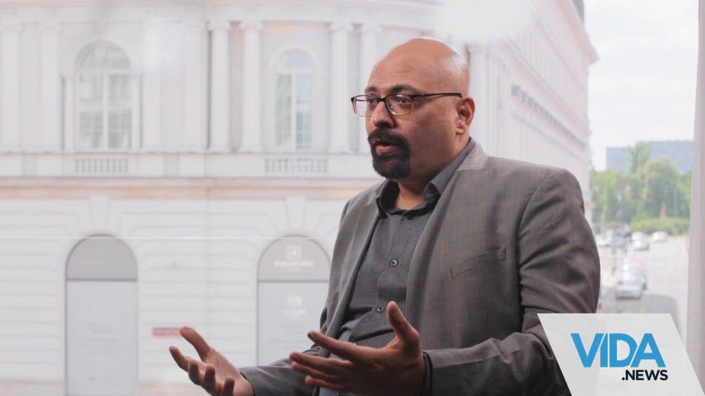 薩姆拉特 喬德爾里 (Samrat Chowdhery) 印度電子煙使用者協會(AVI)創辦人