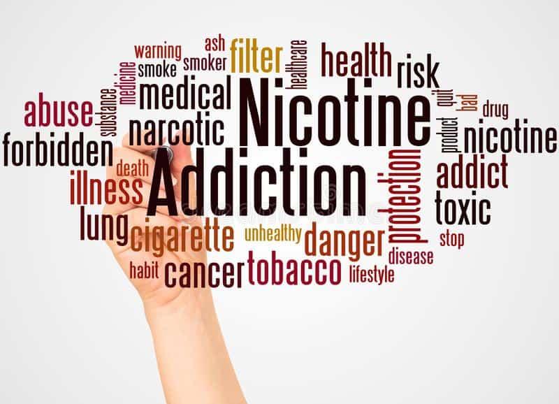 尼古丁成癮 Nicotine addiction 電子煙成癮