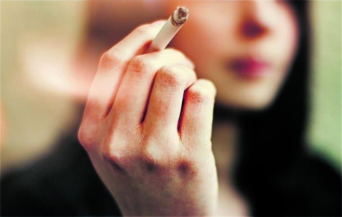 菸草減害 香菸