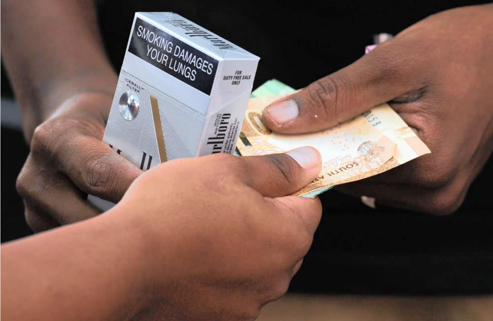 菸捐 菸稅