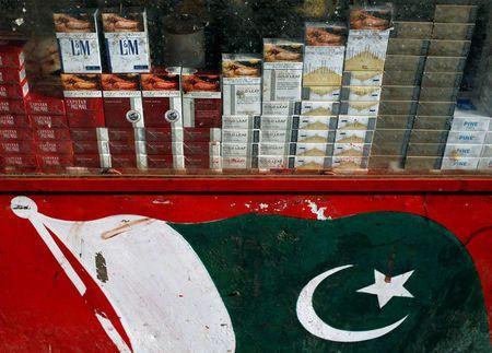 巴基斯坦 走私菸 菸稅
