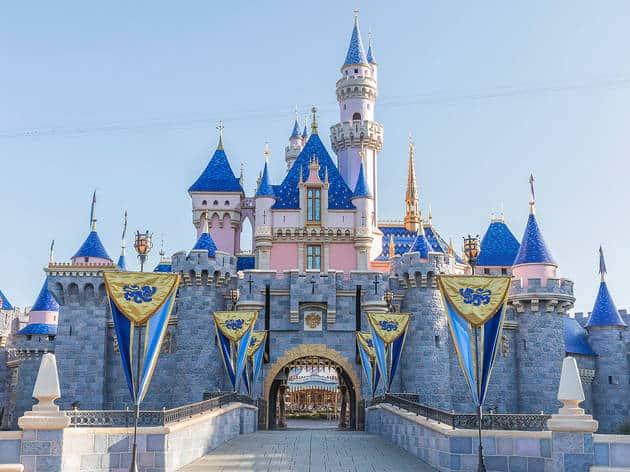Disneyland Resort 無煙