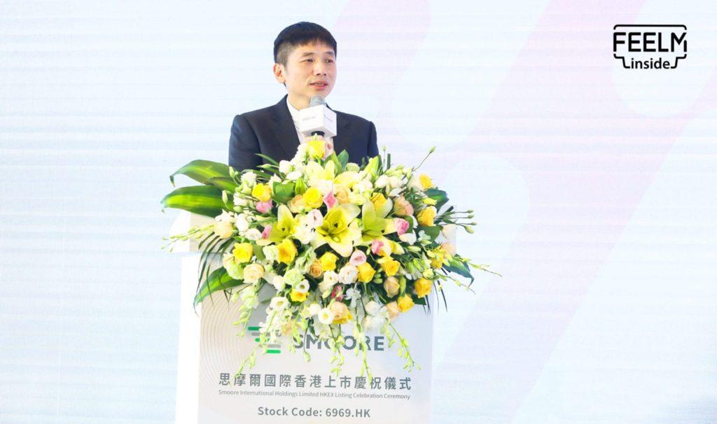 Smoore 陳志平 思摩爾