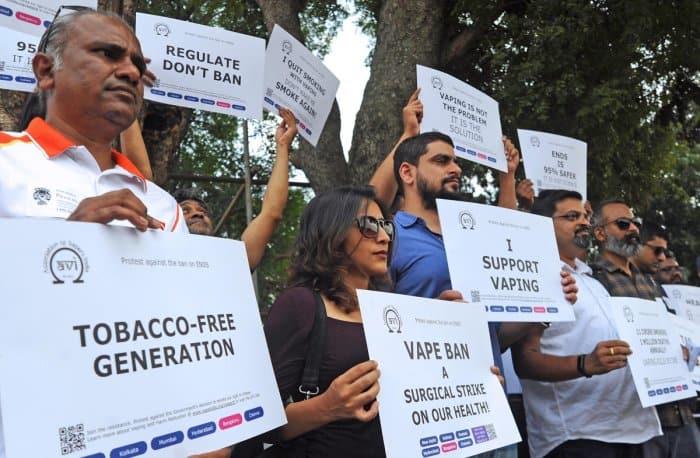 印度 電子煙