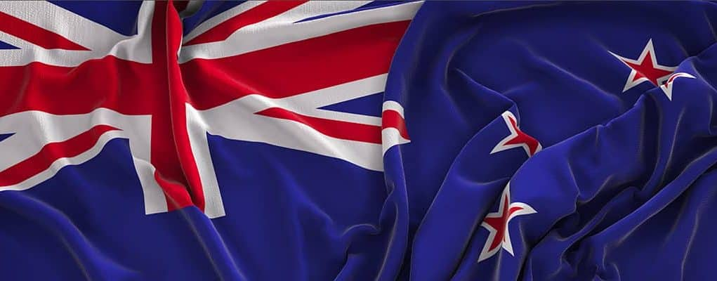 紐西蘭 國旗