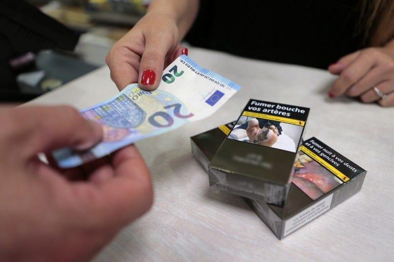 法國 香菸 菸草 稅
