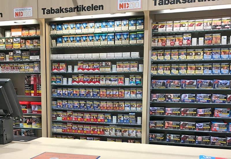 荷蘭 尼德蘭 香菸 超市
